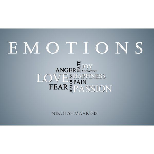 Mavresis - Innovative Mentalism - EMOTIONS