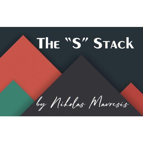Mavresis - Innovative Mentalism - THE S STACK